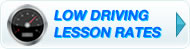 low cheap driving lesson prices